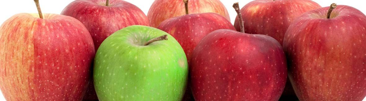 Apple Enzyme for the Softest Skin